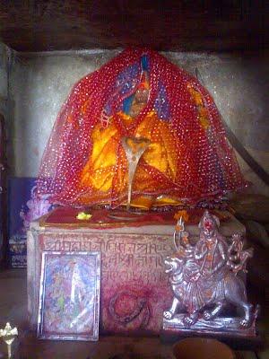 औपमन्यव - नागनेशी देवी मंदिर